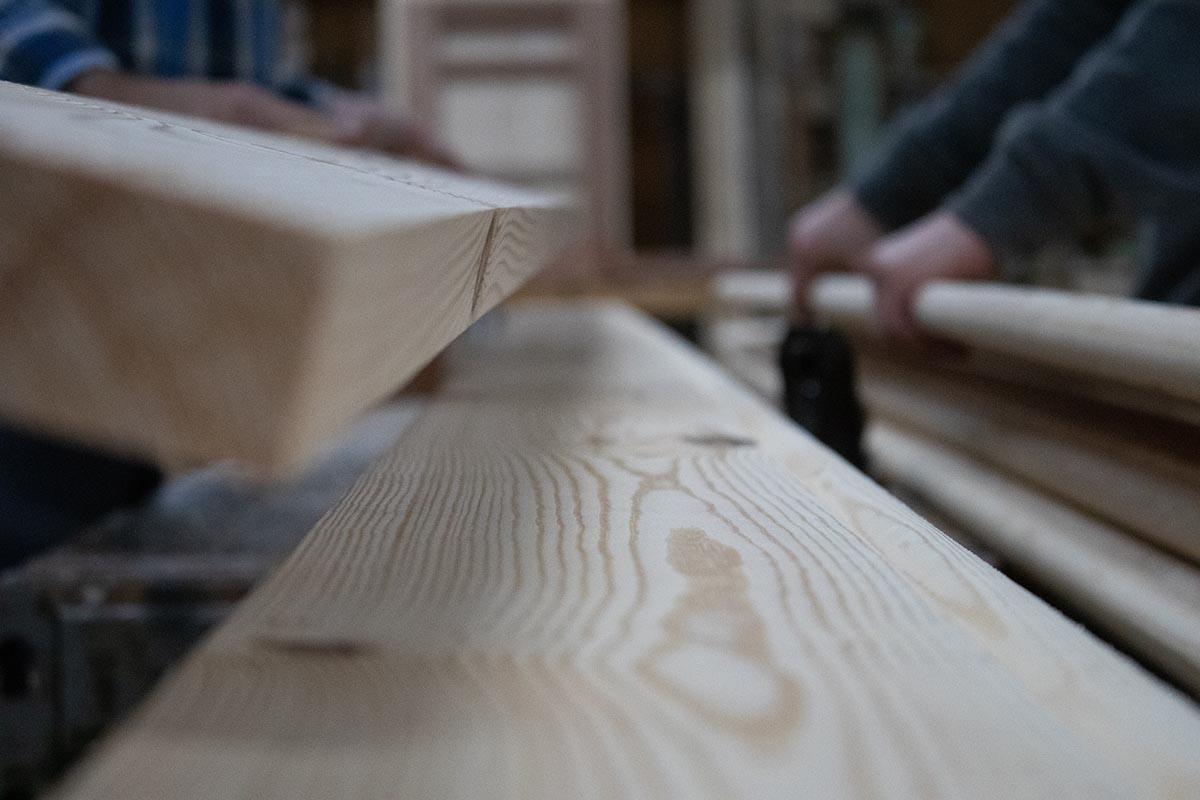 Wij maken meubels op maat