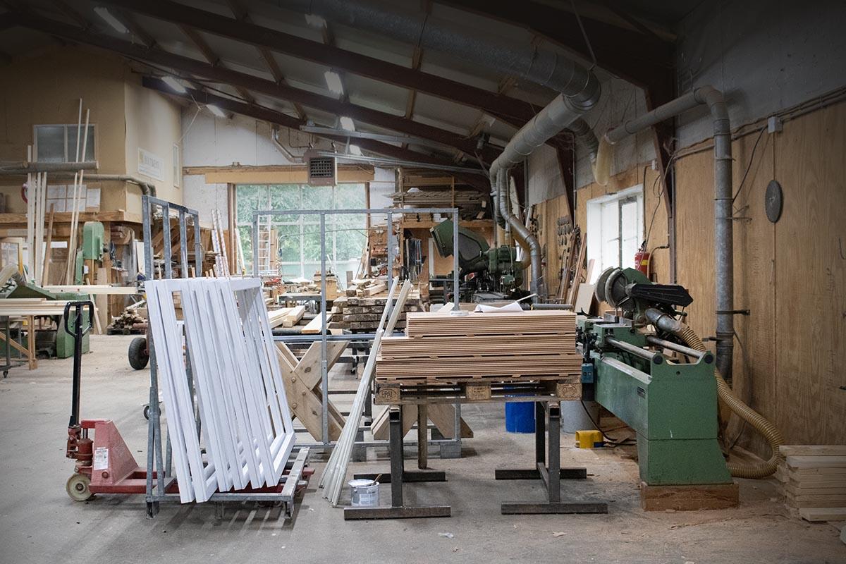 hz houtwerk timmerfabriek